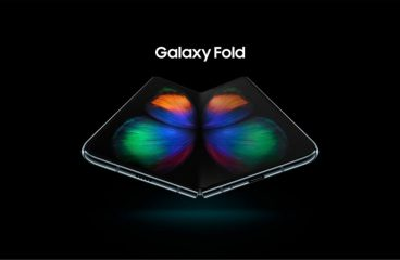 Samsung Galaxy Fold Announced + Coming April for $1980