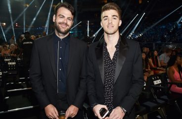 The Chainsmokers and Chris Martin Perform at Wedding Party