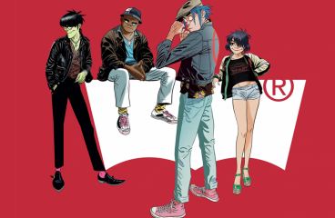Gorillaz Team Up with Levi's for Customizable Merch Collection