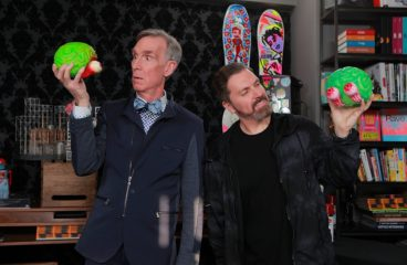Insomniac & Bill Nye Team Up To Reveal The EDC Theme 'Kinetic Energy'