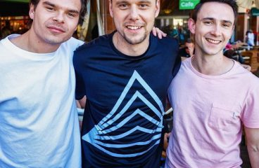 Armin van Buuren teams up with Lucas & Steve for 'Don't Give Upn On Me' (feat. Josh Cumbee)!