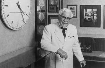Colonel Sanders Booked For 5 Minutes Mainstage Performance at Ultra