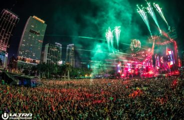 Fire Breaks Out At Ultra Music Festival