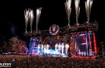 Get A Sneak Peak OF Ultra's Mainstage
