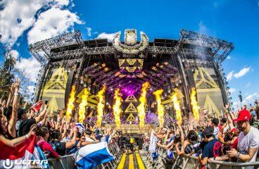 Cash Cash Throw Broken Mixer Off Ultra's Main Stage, Bringing Festival To A Halt