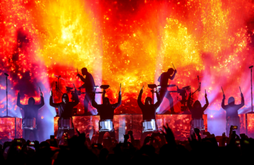 ODESZA Perform New Live Edit of 'IPlayYouHear' at Sundara