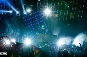 See Deadmau5's Cube 3.0 In Action During Worldwide Ultra Debut [VIDEOS]