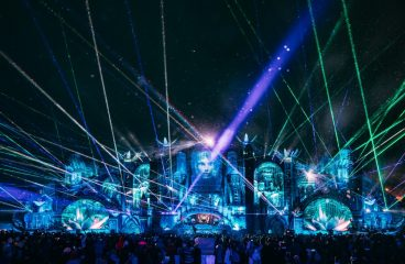 Tomorrowland Winter Signs 5-Year Agreement