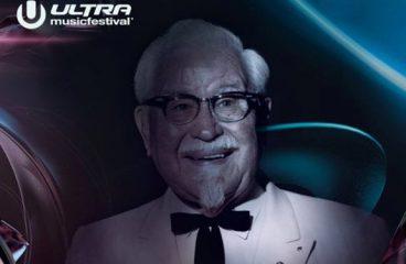 EDM's Biggest Stars Condemn Ultra's Colonel Sanders/KFC Set
