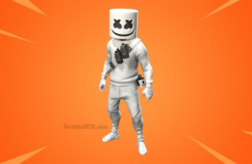 If You Have A Marshmello Fortnite Skin, You'll Get This For Free If You Log In Right Now