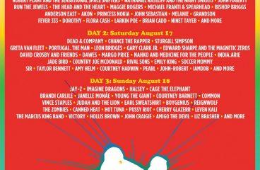 Cancellation Rumors Swirl Around Woodstock 50