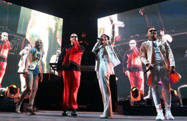 DJ Snake Brings Out Selena Gomez, Ozuna & Cardi B At Coachella