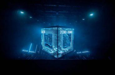 Deadmau5 Shares Ultra Recap With Lights
