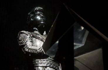 Gesaffelstein Coachella Show Features World's Darkest Black Material