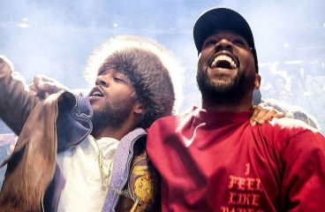 MUST WATCH: Kid Cudi Brings Out Kanye West To Perform Their Collaborative Project At Coachella