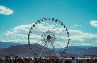 [NSFW] Another Couple Caught On Coachella's Ferris Wheel, This Time Actually Having Sex