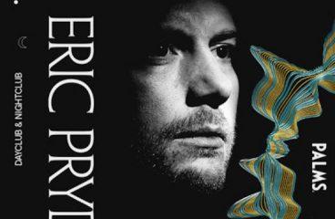 See Eric Prydz At New KAOS Nightclub