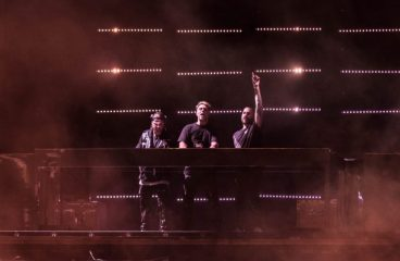 "Swedish House Mafia Debut Art Exhibit Chronicling Their ""Death To Rebirth"""