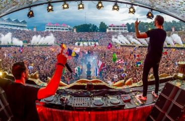 Tomorrowland Rolls Out Another Stacked Artist Reveal