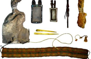 Archeologists Discover 1,000-Year-Old Shaman's Bag Containing Psychotropic Drugs