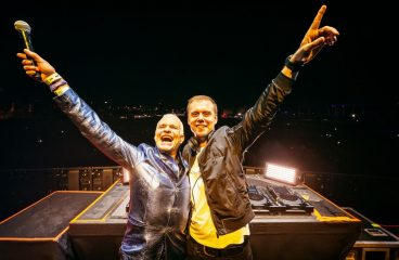 Armin van Buuren take fans on a blast to the past with his 'Jump' remix