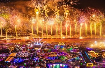 EDC Showed Game of Thrones Finale In VIP Section