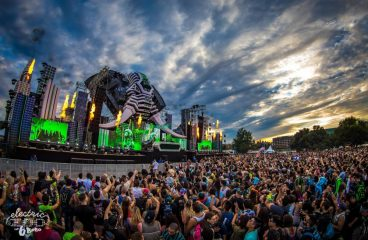 Electric Zoo Announces Full Day by Day Lineup Featuring b2b Nights with Eric Prydz