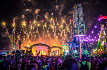 Founder Of EDC Loves Fan Totem So Much He Buys It On The Spot