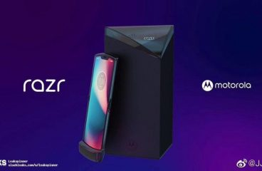 Images of the Updated Motorola RAZR May Have Leaked