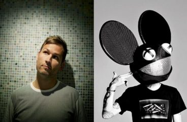 Kaskade Calls Out Deadmau5 for Sleeping During Pool Party Set