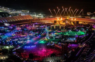 [LEAK] See EDC Vegas 2019 Stages Under Construction