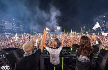 New Above & Beyond x Seven Lions Collab Debuted at EDC