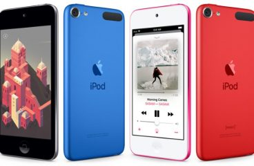 New iPod Touch announced by Apple, first in 4 years