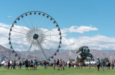 One In Six Women Sexually Harassed At Coachella
