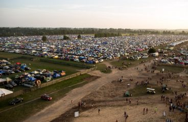Over 60 Major Festivals Call To Stop Single-Use Tents