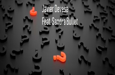 "Soft Pop vibes on Javier Devesa's latest release ""Gone Away"" featuring vocals from Sandra Bullet"