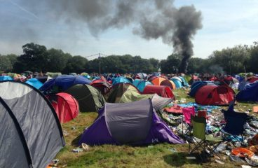 UK Festivals Band Together to Call for Ban on Single-Use Tents