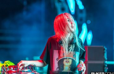 "Watch Alison Wonderland Play Out Her ""I Remember"" Remix For The First Time"
