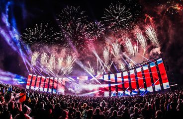 Live Nation Announces New UK Leg, Electronic Nation
