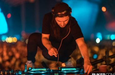 REPORT: Skrillex Is Special Guest At Second Sky Festival Today