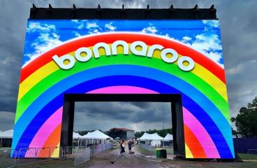 What Do You Think of Bonnaroo's New Squ-arch?