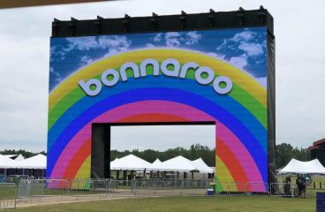 After Burning Down Its Iconic Arch, Bonnaroo's New Wall(?) Is Disappointing Fans