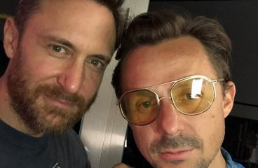 David Guetta & Martin Solveig release new power collaboration 'Thing For You'!