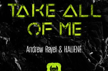 Andrew Rayel Teams Up With HALIENE On 'Take All Of Me'