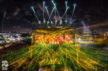 Electric Zoo Announces Branded Stages and Daily Lineups