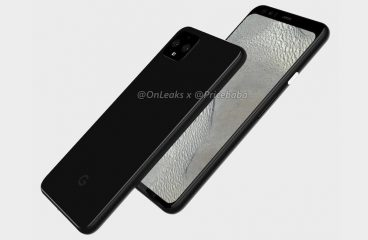 New Leaked Renders Reveal Google Pixel 4 XL Features