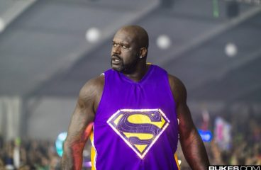 Shaq Wrecking People In The Moshpit At Tomorrowland Is EVERYTHING [VIDEO]