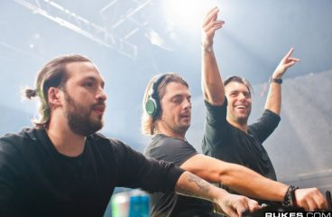 Swedish House Mafia Premiere Collab with A$AP Rocky at Ultra Europe