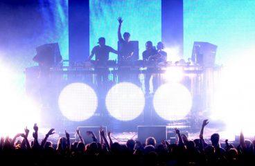 "Swedish House Mafia's Intro ID Has A Name: ""It Gets Better"""
