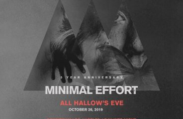 Trick Or Treat: Minimal Effort Drops Phase 1 Lineup For Los Angeles Halloween Festival's 5th Anniversary